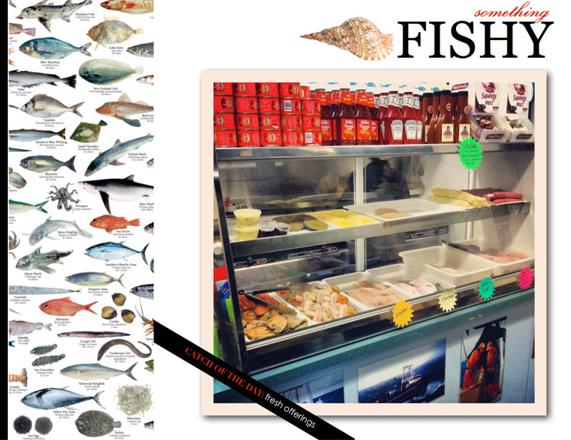 Mr Essentialist's Field Trips: The Fishmonger