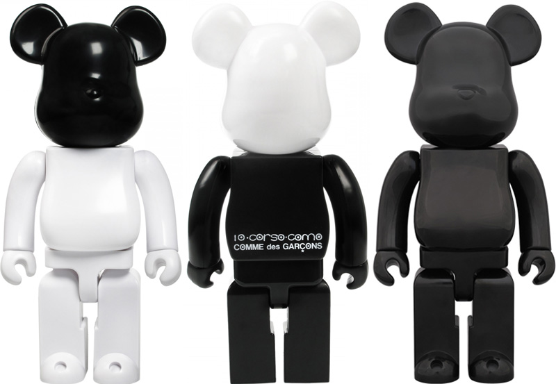 The Collectables: Bearbrick Toys