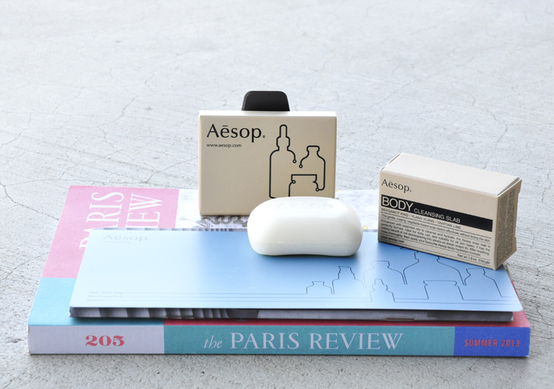 The Giveaway: Aesop and The Paris Review