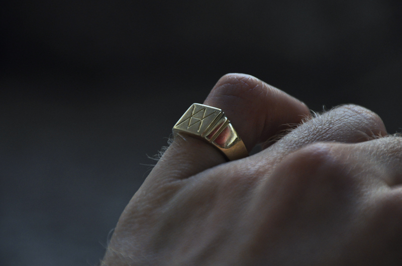 The Custom Signet Ring