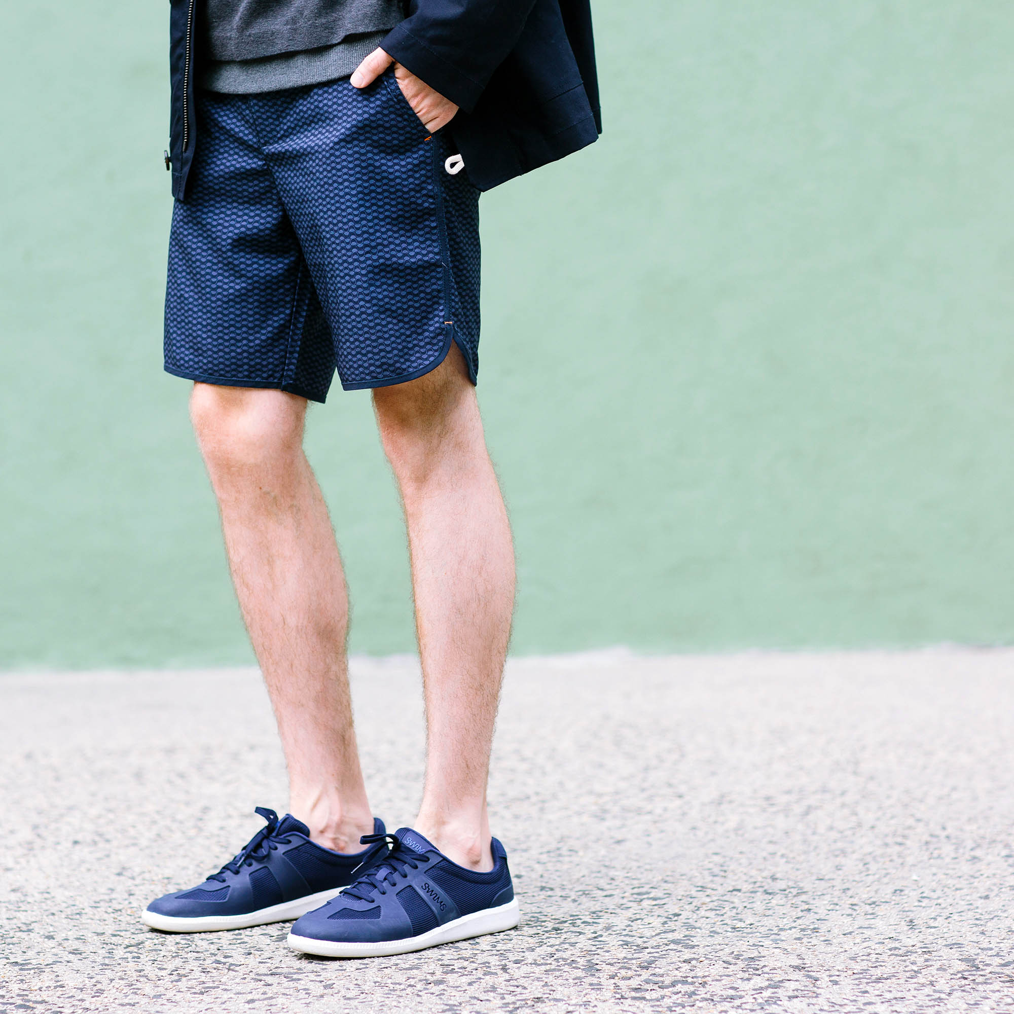 Swims-Shorts-Shoes